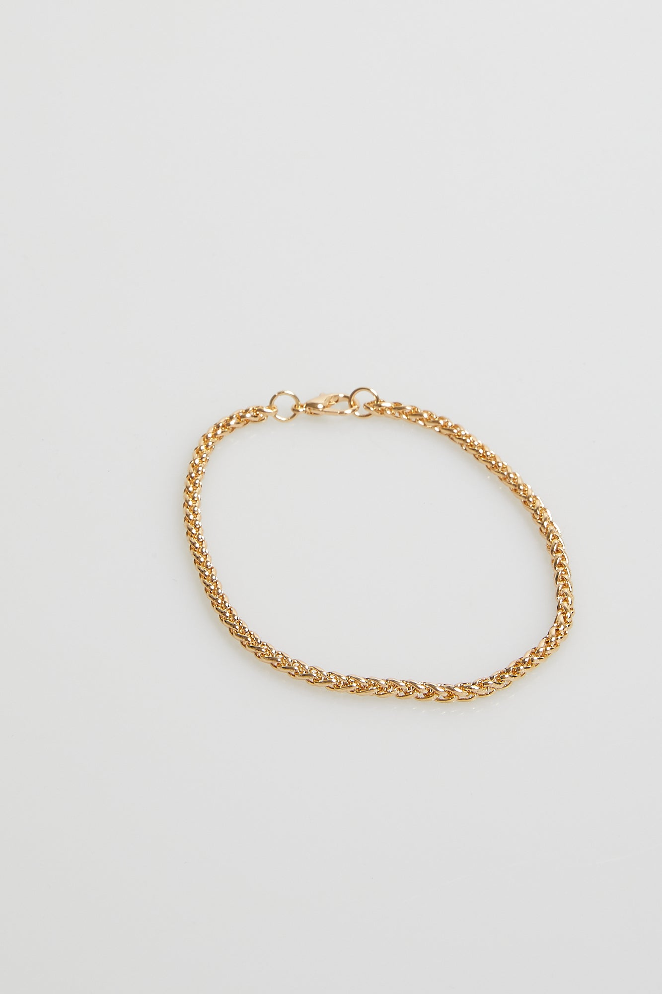 NTH Chain Bracelet Gold NTH20201030-2