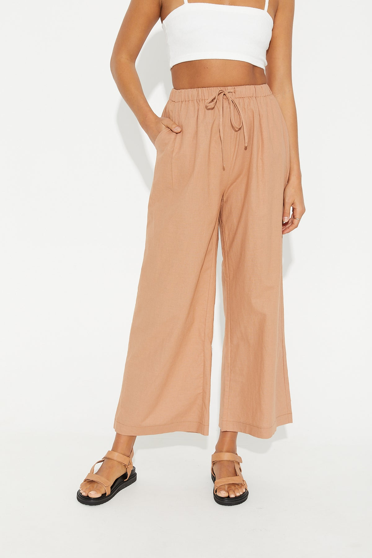 Bella Pant Terracotta
