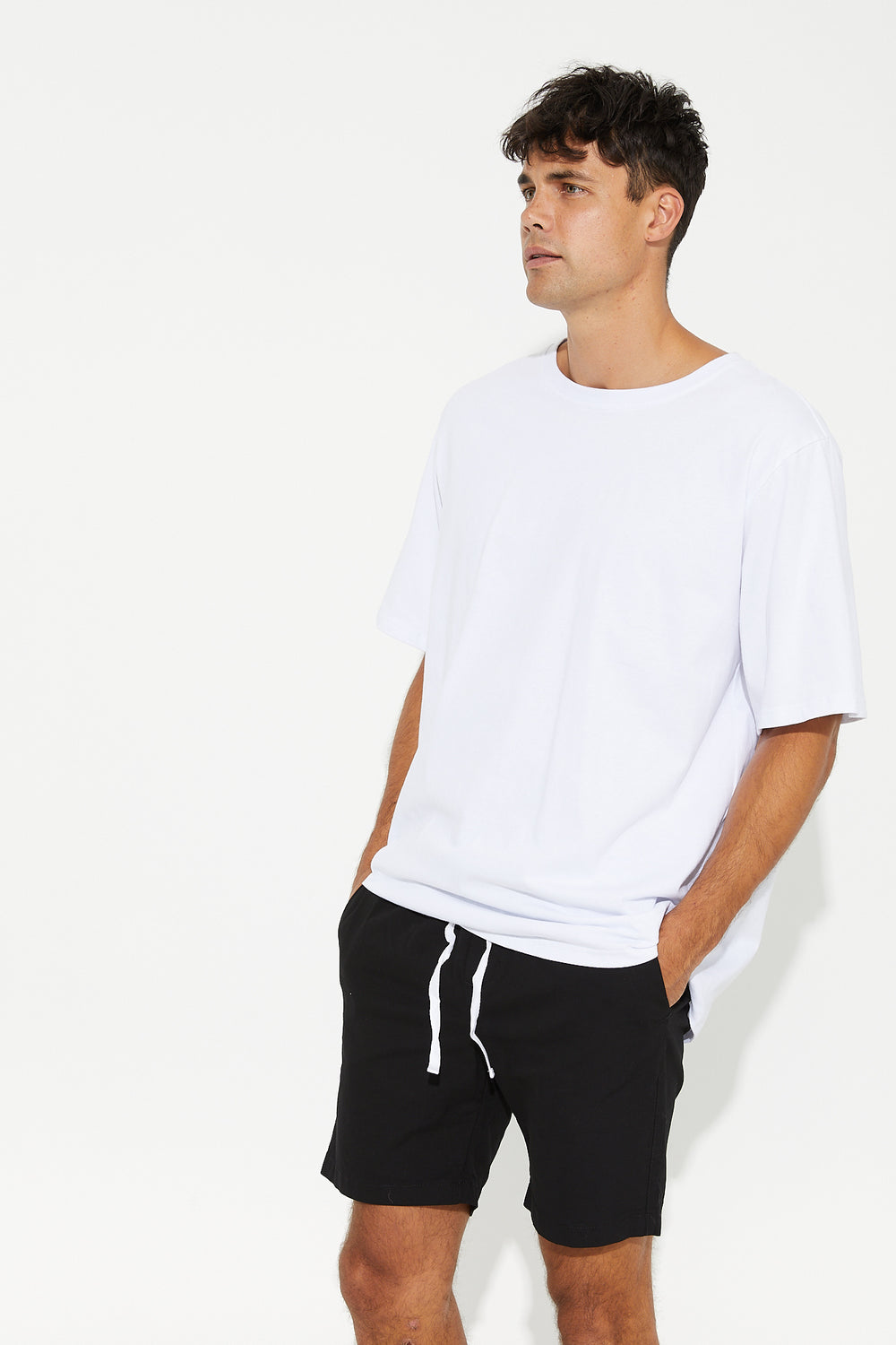 NTH Basic Short Black