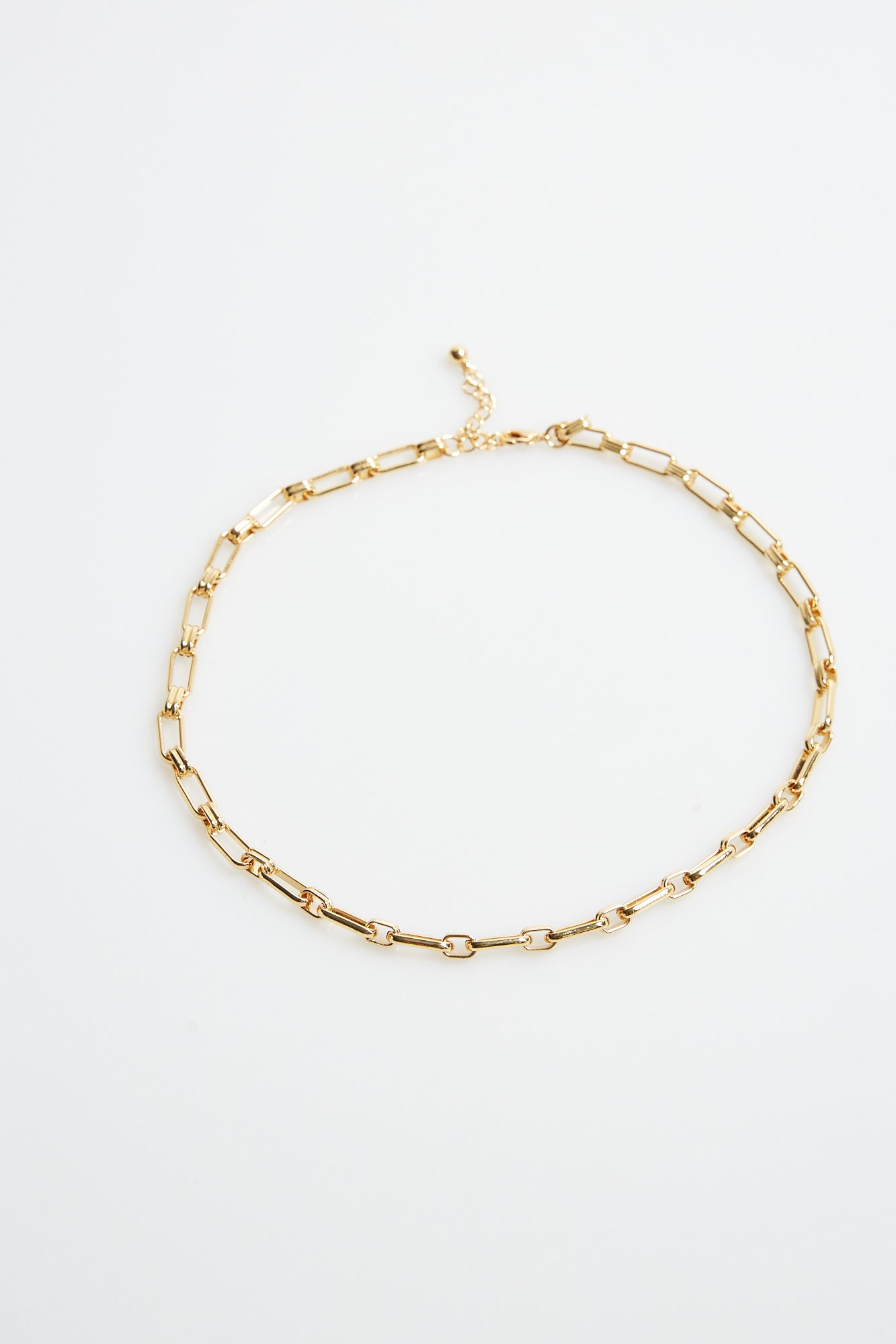 Willow Necklace Gold Plated