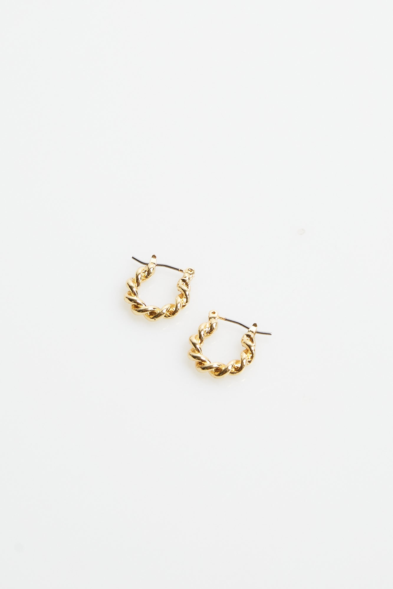 Ella Chain Earring Gold Plated