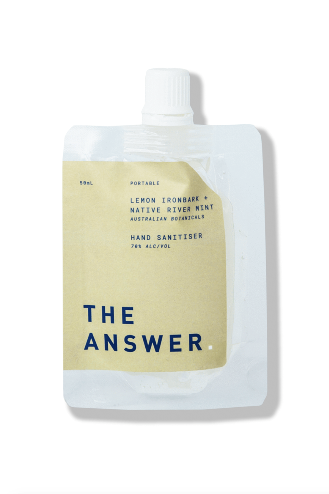 The Answer Hand Sanitizer 50ml