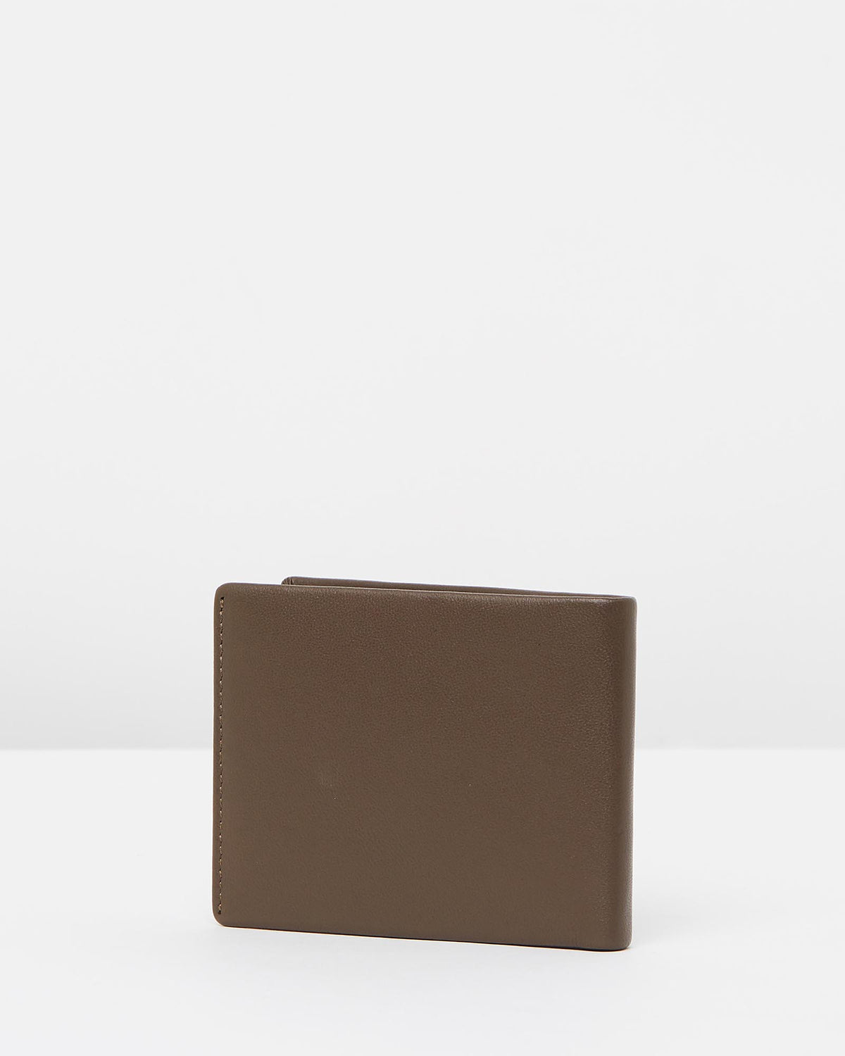 The Statesman Wallet Leather Mocha
