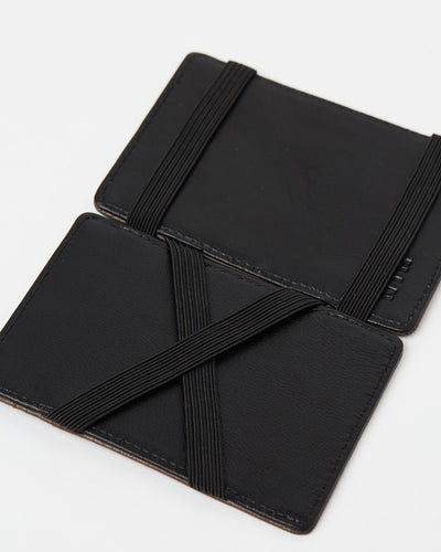 The Warrior Wallet Leather Mocha