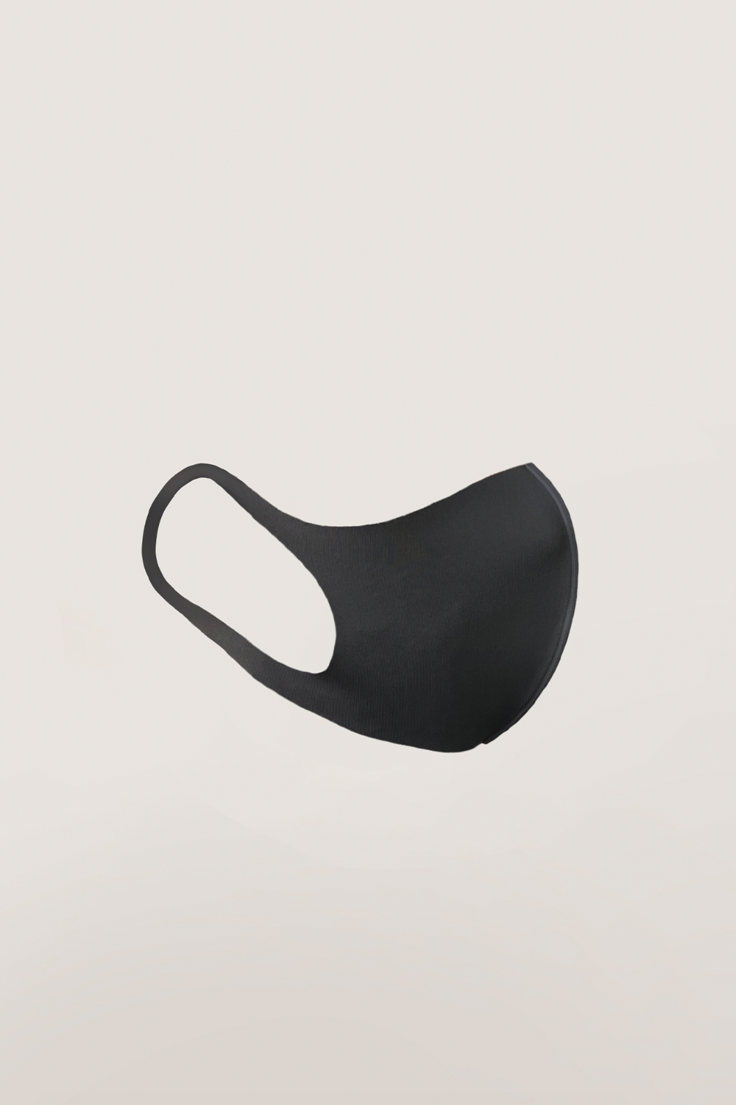 Stretchy Face Mask Black