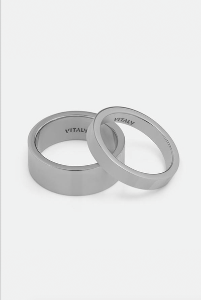 Vitaly Grip Ring Stainless Steel