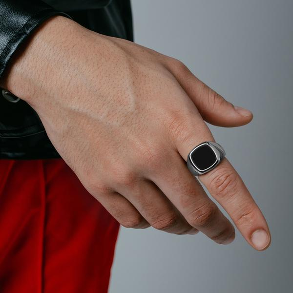 Vitaly Vaurus Ring Stainless Steel