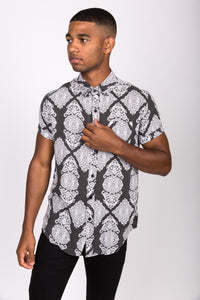 Jack Boating Paisley Shirt
