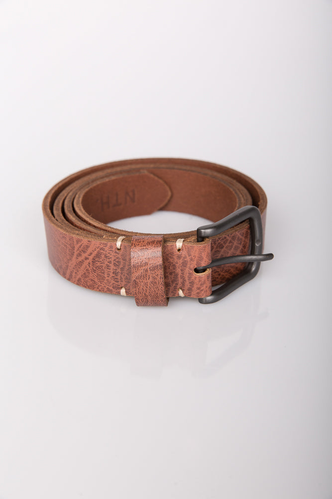 NTH Belt Leather Tan
