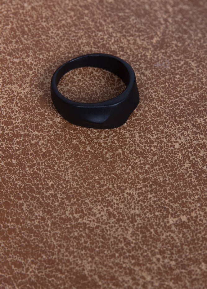 Apollo Ring Black