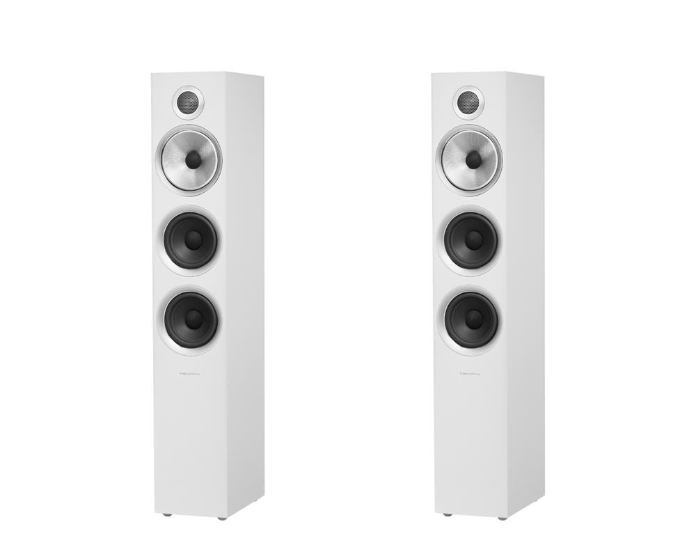 Bowers & Wilkins 704 S2 Standlautsprecher