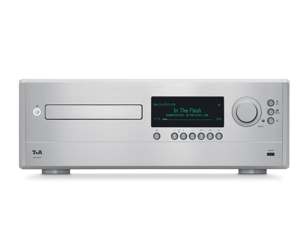 T+A MP 2500 R - Audio DAC + Multi Source SACD-Spieler
