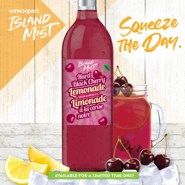 Island Mist Black Cherry Lemonade