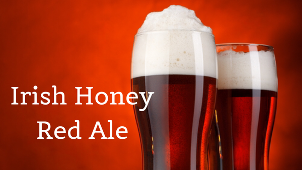 Irish Honey Red Ale