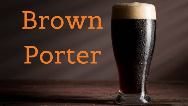 Brown Porter Kit
