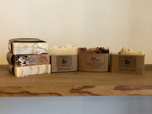 The Goat Dog Soap Co. Beer and Wine Soaps