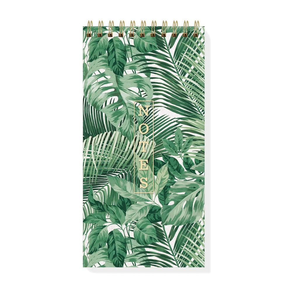 Libreta Rainforest Tall espiral