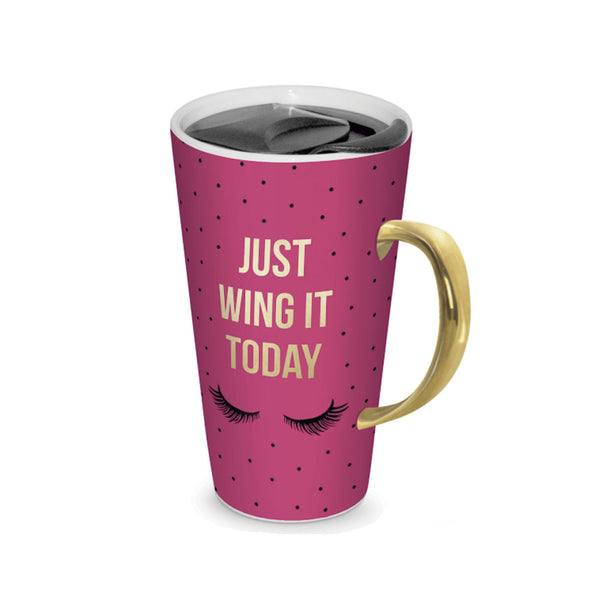 Tazón Just wing it today 385ml