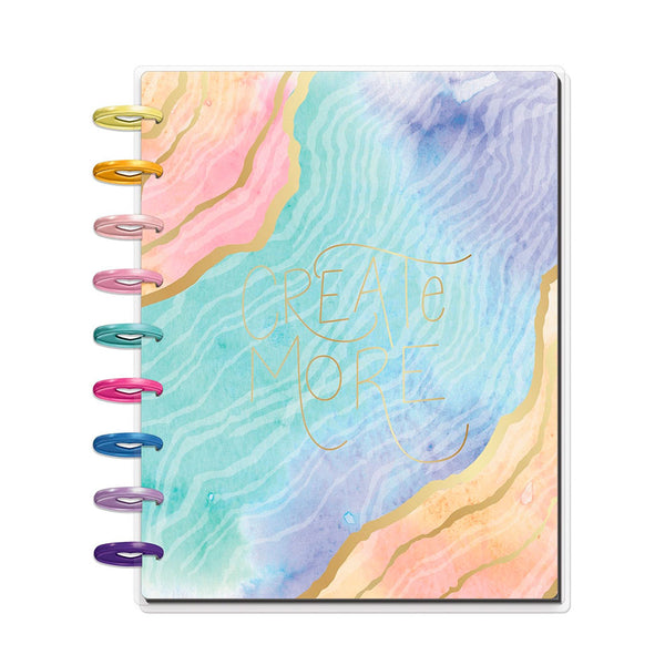 Agenda 2021 Happy Planner Classic (18 Meses) Soft Modern