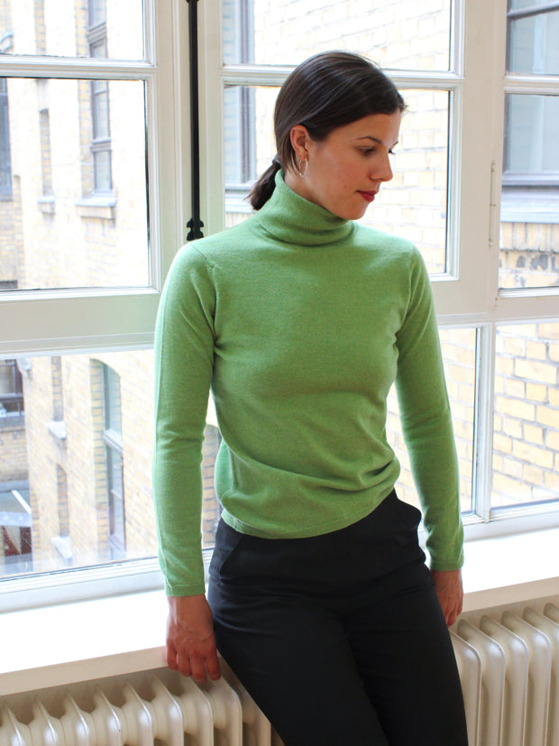 Pullover: Cashmere Rollkragen Pullover, unsere Highlights | John Crocket – Fine British Clothing