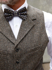 Anzug: Tweed Anzug in 3-Knopf Classic aus Magee Tweed | John Crocket – Fine British Clothing