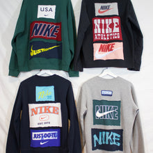 Load image into Gallery viewer, Repurposed Nike Crewneck (Mens X-Large)