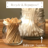 recycled jars