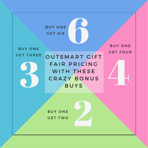 Outsmart Gift Fair Prices