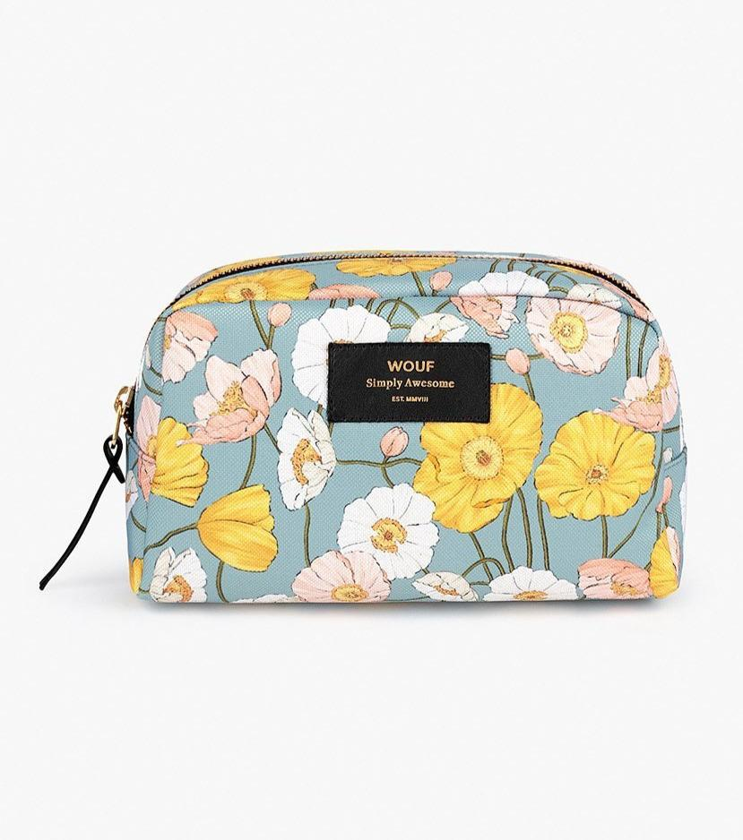 Alicia - Makeup Bag - Cuppin's