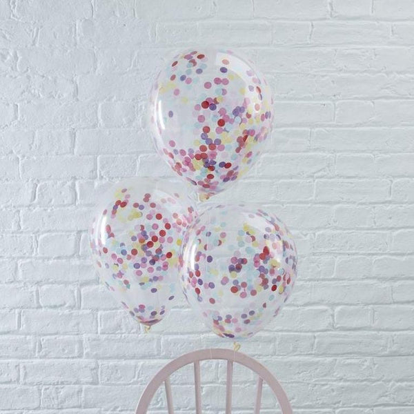 Ballons Confetti - Ginger Ray - Cuppin's