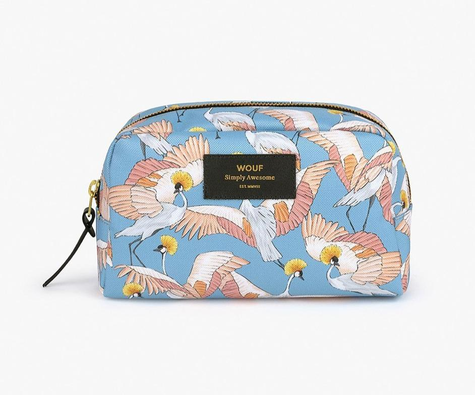 Flamant - Makeup Bag - Cuppin's