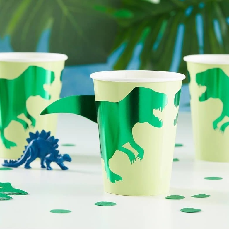 Gobelets Dino- Ginger Ray - Cuppin's