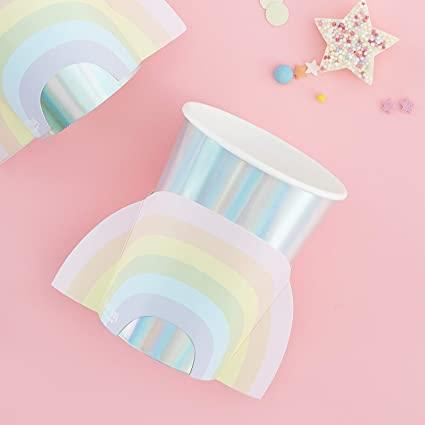 Gobelets Rainbow - Ginger Ray - Cuppin's