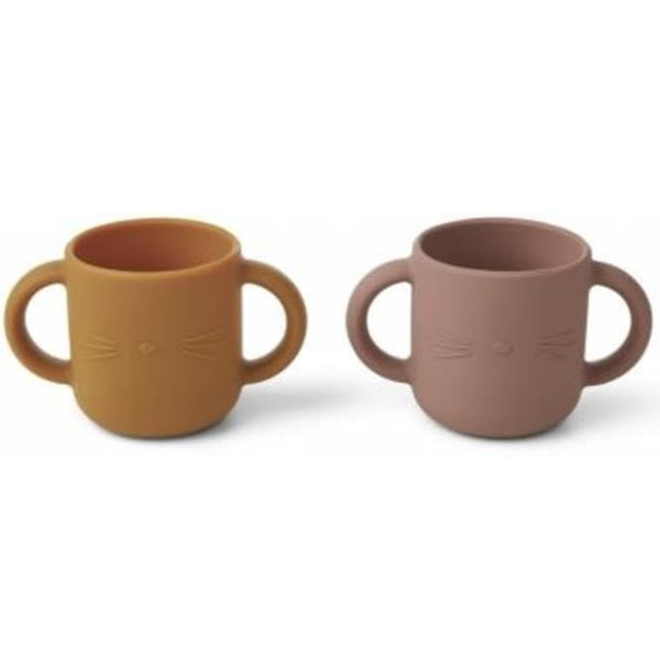 Gobelets - Rose - Pack de 2 - Cuppin's