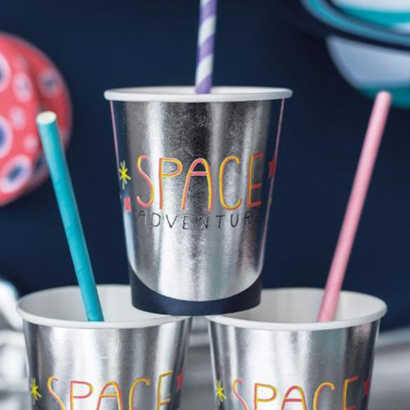 Gobelets 'Space Party' - Cuppin's