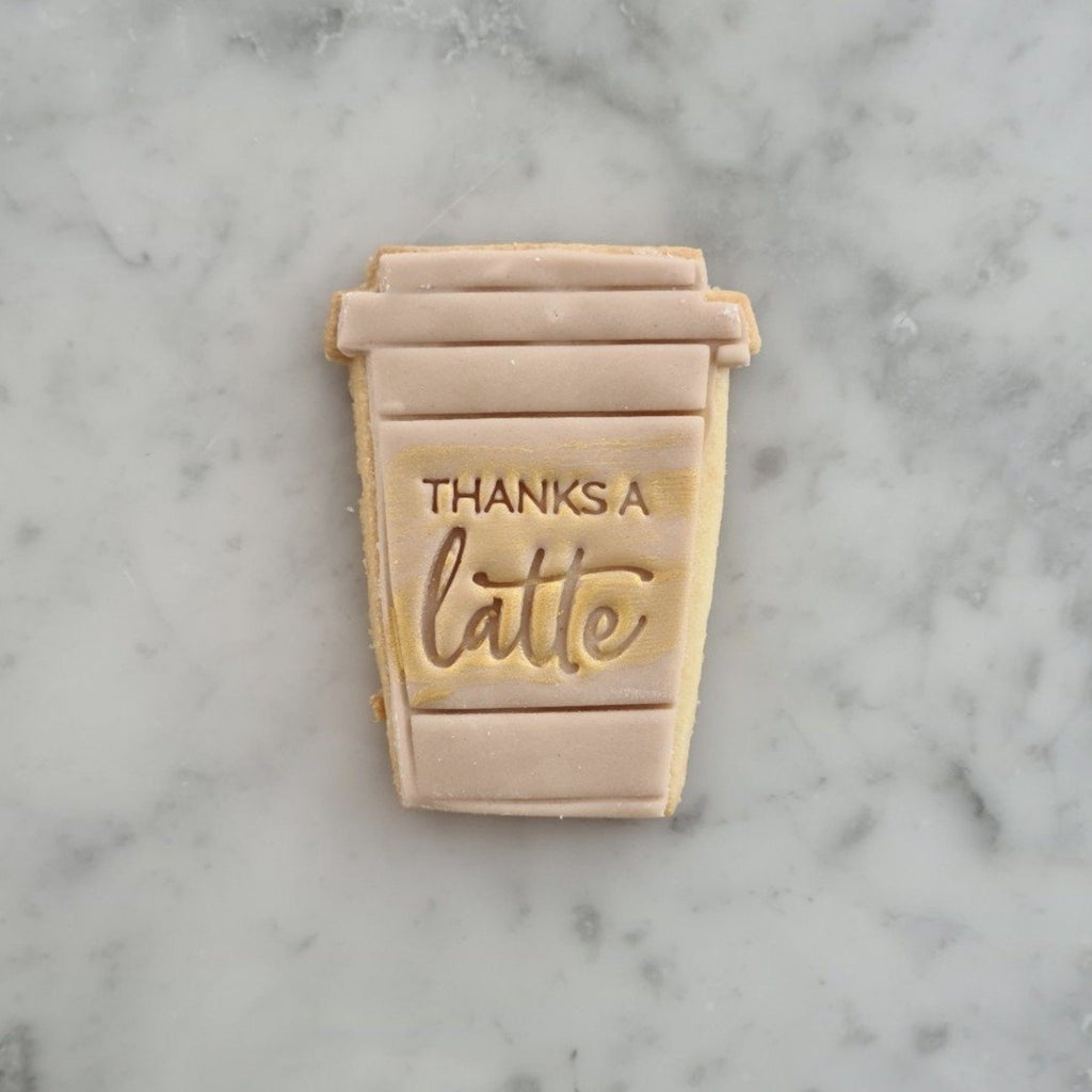 Latte Biscuits - Or - Cuppin's