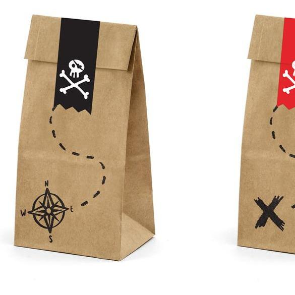 "Party Bags "" Pirates"" - Cuppin's"