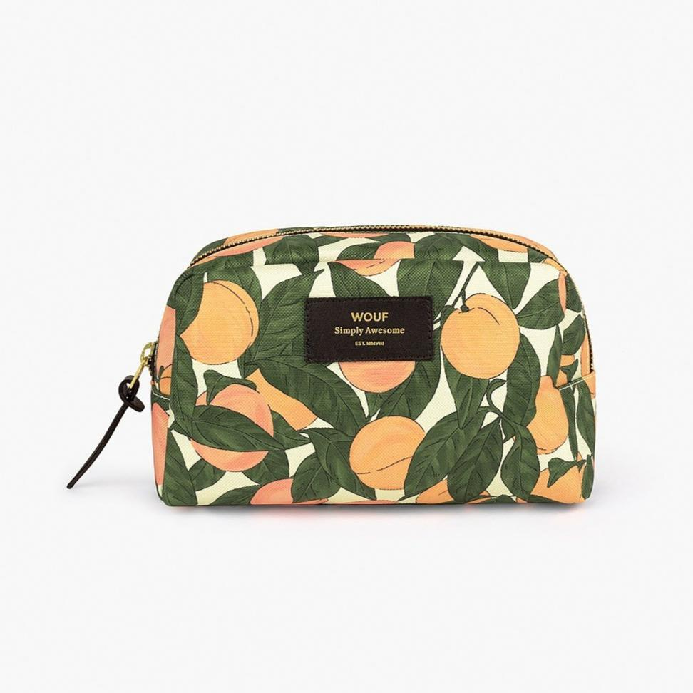 Peach - Makeup Bag - Cuppin's