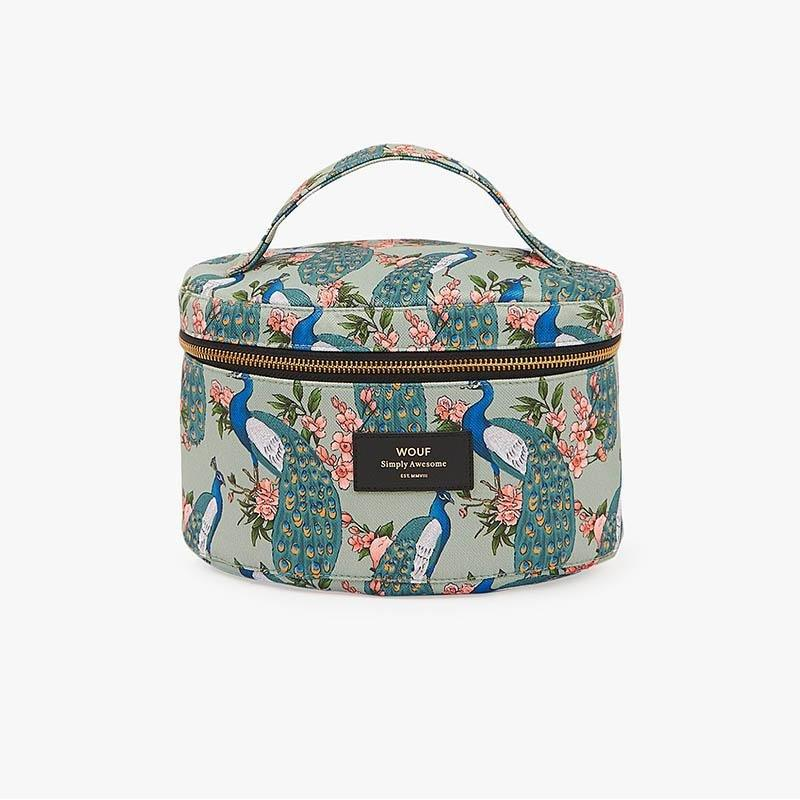 Royal Forest - XL Makeup Bag - Cuppin's
