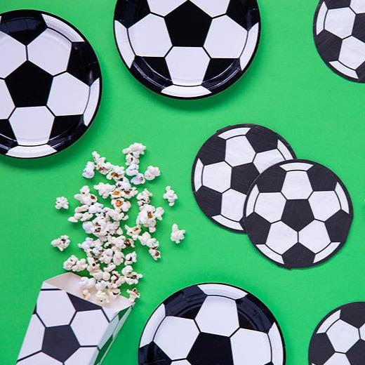 Serviettes 'Football Party' - Cuppin's