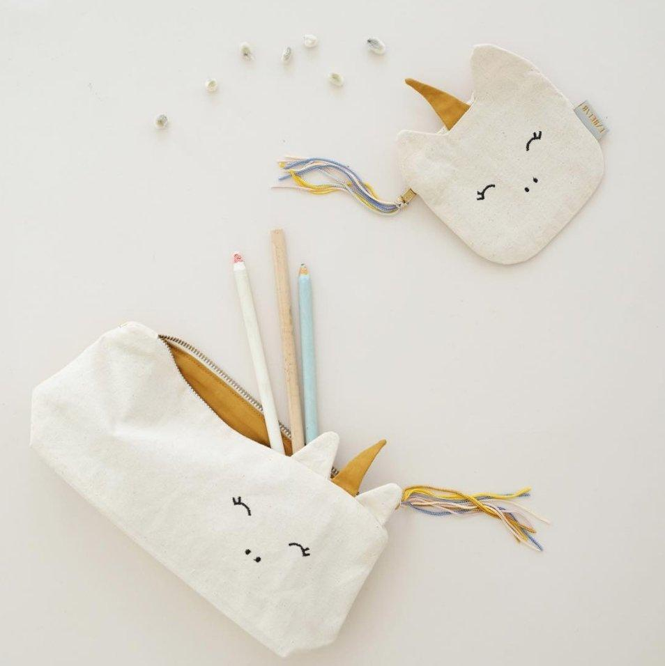 Trousse licorne - Cuppin's