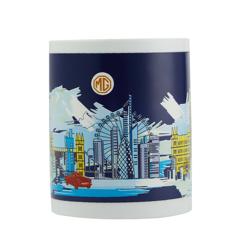 MG Magic Colour Changing Mug