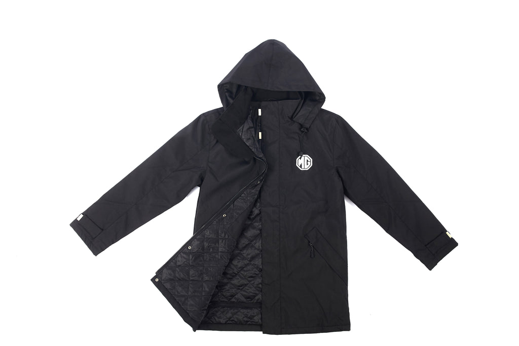 MG Black Winter Jacket