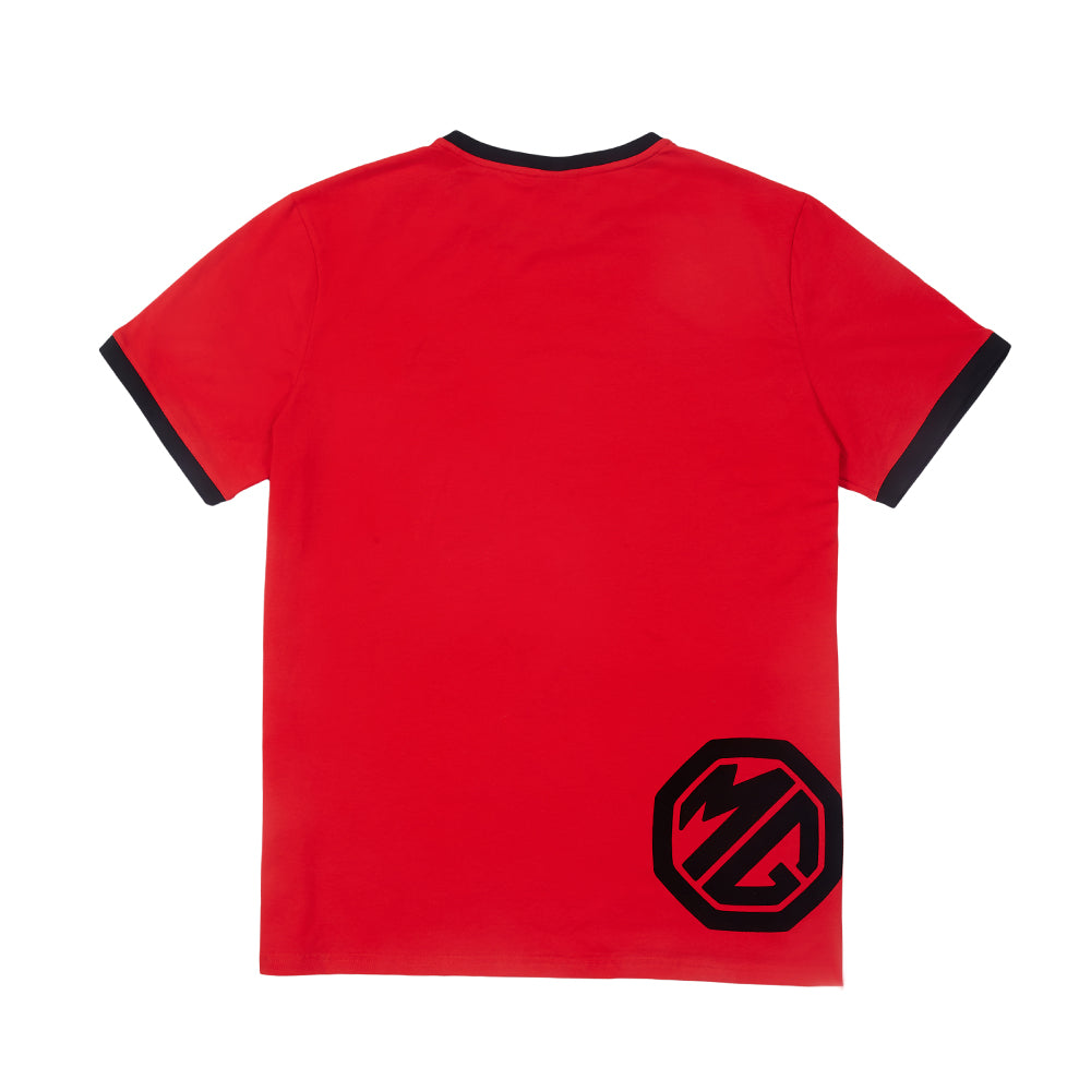 MG Logo Back Print T-Shirt