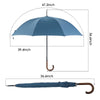 MG Crooked Handle Umbrella - Long