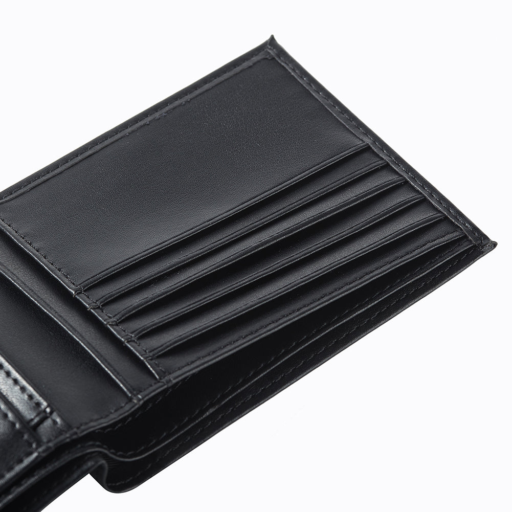 MG Leather Bi Fold Wallet