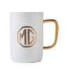 MG Gold Coffee Cup