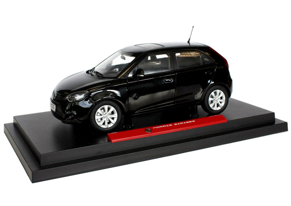 MG3 Model car - Black 1:16 scale