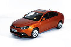 MG6 Model Car - Orange 1:16 scale