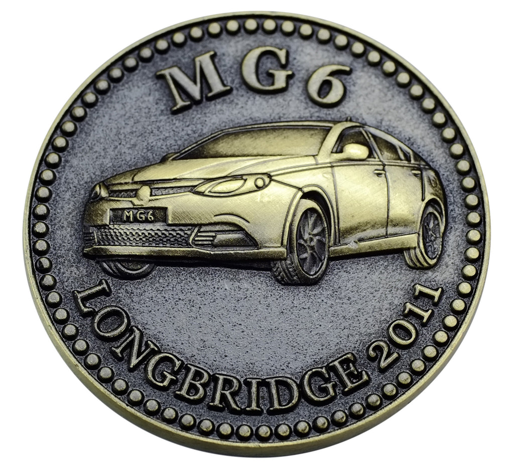MG Commemorate Coins